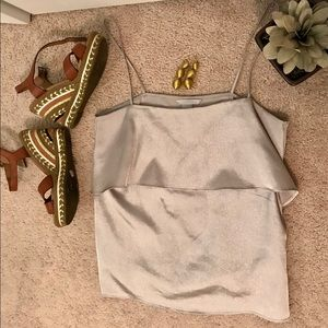 Metallic Layered Tank